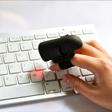 Wireless Ring Optical Mouse,2.4 GHz or Bluetooth