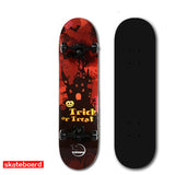 SK-CL Professional long board double rocker