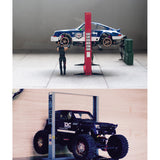 1/10 Aluminium Two-post Above Ground Lift Kit