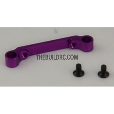 A????0????? Alloy Suspension Mount for White Wolf Drift Car - Purple