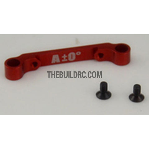 A????0????? Alloy Suspension Mount for White Wolf Drift Car - Red