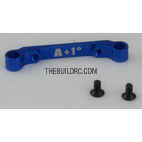 A????1????? Alloy Suspension Mount for White Wolf Drift Car - Blue