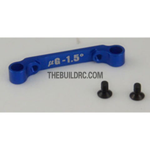 A????1.5????? Alloy Suspension Mount for White Wolf Drift Car - Blue