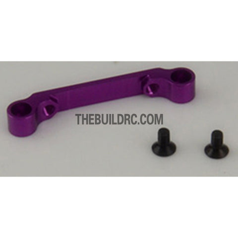 A????1.5????? Alloy Suspension Mount for White Wolf Drift Car - Purple