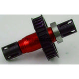 Rear One-way Diff for White Wolf Drift Car - Red