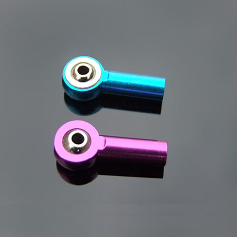 Metal Ball Head Buckle Lever Head DIY RC Toy Assembly Accessories (1 PC)