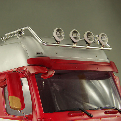 1/14 RC  Mercedes Actros Roof Top Lights