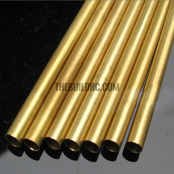 1x Brass Drive Shaft Outer Tube 6.35*300mm for RC Boat