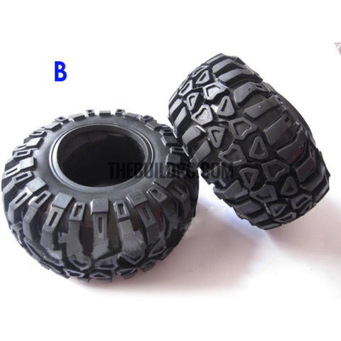 "2.2"" Rock Crawler Tires for AX10,SCX10 ,CR01 (version B)"