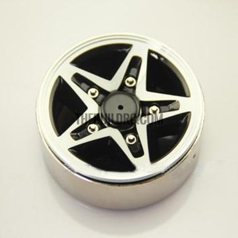 "1.9"" Scale Beadlock Wheel for 1/10 RC Crawler D90 SCX10 RC4WD CC01(version 10) 1pc"