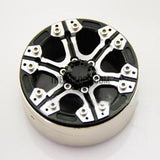 "1.9"" Scale Beadlock Wheel for 1/10 RC Crawler D90 SCX10 RC4WD CC01(version 14) 1pc"