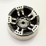 "1.9"" Scale Beadlock Wheel for 1/10 RC Crawler D90 SCX10 RC4WD CC01(version 15) 1pc"