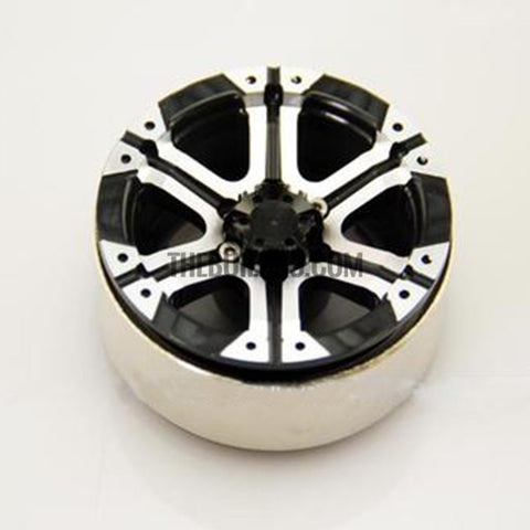 "1.9"" Scale Beadlock Wheel for 1/10 RC Crawler D90 SCX10 RC4WD CC01(version 17) 1pc"