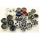 "1.9"" Scale Beadlock Wheel for 1/10 RC Crawler D90 SCX10 RC4WD CC01(version 22) 1pc"