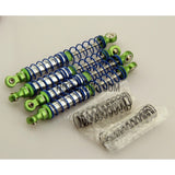 Dual Spring Shock Absorber 82mm for 1/10 RC Crawler D90