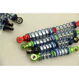 Dual Spring Shock Absorber 112mm for 1/10 RC Crawler D90