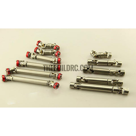 80-90mm Steel Drive Shaft D90 Scale Crawler Axial RC4WD Scx10 (version B)
