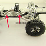 110-135mm Steel Drive Shaft D90 Scale Crawler Axial RC4WD Scx10(version B)