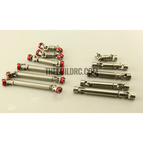 73-90mm Steel Drive Shaft D90 Scale Crawler Axial RC4WD Scx10 (version A)