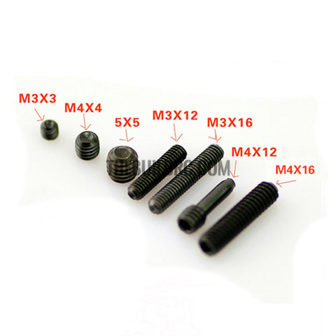 M5 Jimi Screw Fastener M5x5 Headless Screw Stable for DIY Model 1pc