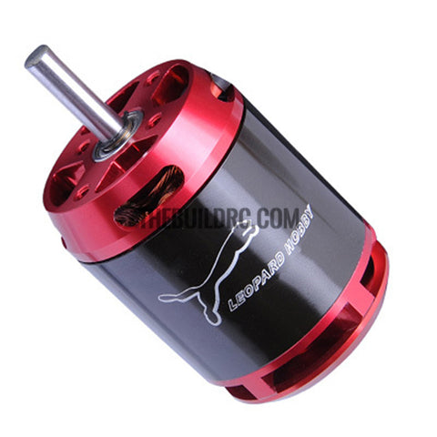 LEOPARD Model LC450 KV3200 RC Outrunner Brushless Motor for 450 Helicopter