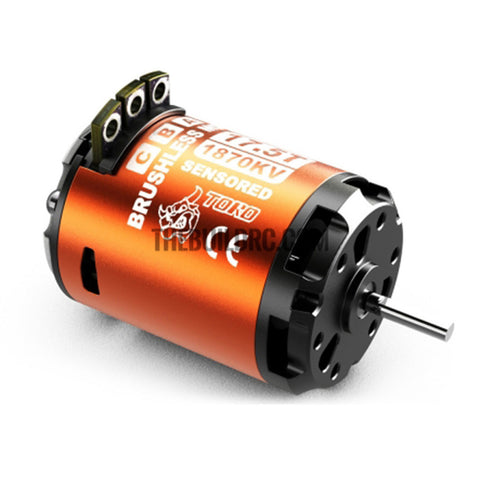 Ares 3250KV/10.5T/2P BL Motor for 1/10 Car