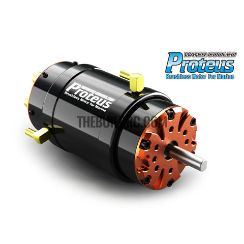 SKYRC Protues Brushless Motor X520-3D 1280KV for RC Model