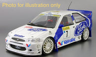 1/10 Lexan Clear RC Car Body Shell for FORD ESCORT WRC 190mm
