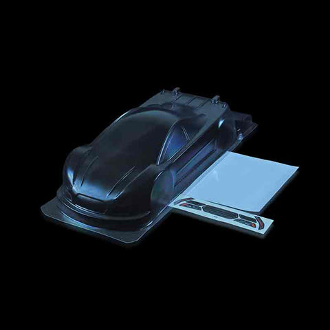 1/10 Lexan Clear RC Car Body Shell for Twister Special