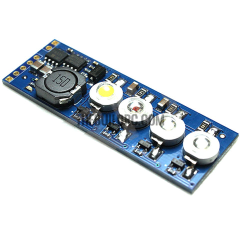 3W 4LEDs LED Indicator Module V1.0 for APM ArduPilot Mega MegaPirate Flight