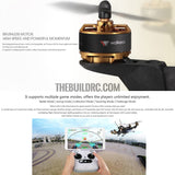 Walkera Furious 320 Drone Quadcopte/DEVO7/Charger/ 800TVL Camera/OSD (Right Hand Throttle)