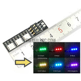Matek RGB LED Board 5050 5V for FPV Multicopters & Planes RC Quadcopter