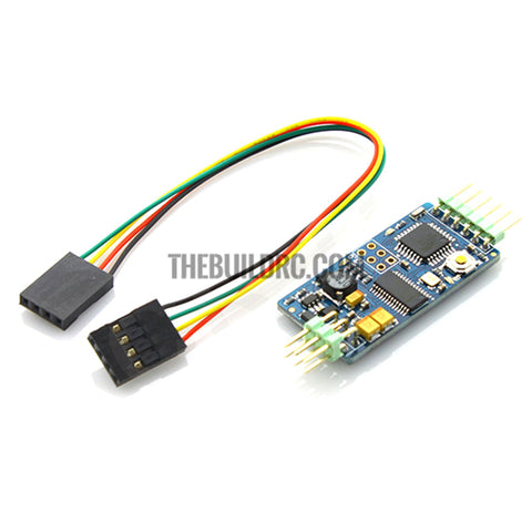 CRIUS MAVLink-OSD Compatible With MinimOSD DC-DC Flight Control Board