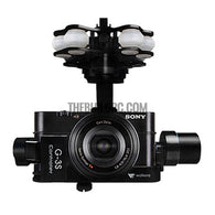 Walkera G-3S 3 Axis Brushless Gimbal For Sony RX100 II camera (X800)