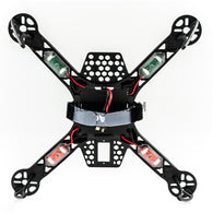 LED Modules & 5V 2A BEC for KK260 QAV FPV Frame