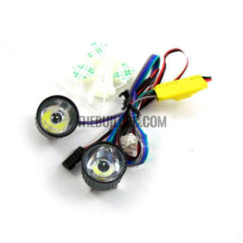 FPV-Fever RC3000 Dual LED Spotlight Remote Control 3000mW