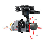 Walkera G-3D Brushless Gimbal (3-Axis)