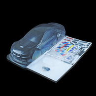 1/10 Lexan Clear RC Car Body Shell for BMW M3 GT2 190mm