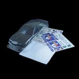 1/10 Lexan Clear RC Car Body Shell for BMW E46 190mm