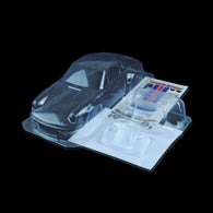 1/10 Lexan Clear RC Car Body Shell for 1/10 MINI 911 BODY 210mm