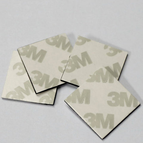3M double-side Hi Performance Adhesive 2.5 x 2.5 CM (4pcs)