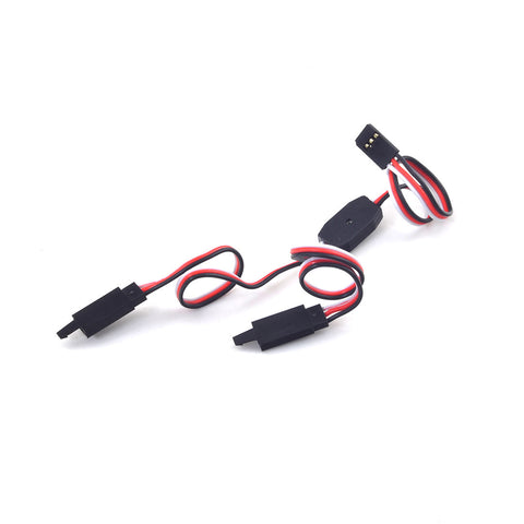 Amass 15cm 60 core Y cable for Futaba servo with Locking buckle