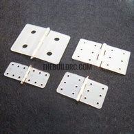 Main wing and flap hinge for RC plane 16mm x 28mm 1pc