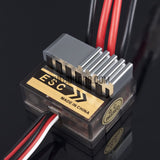 320A Brushed ESC Two-way Electronic Speed Controller with brake for RC Car /Boat - Amass plug