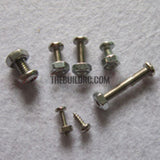M2 x 6 self-tapping screws