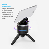 PaiPai 360 Rotating Camera Panning Adaptor