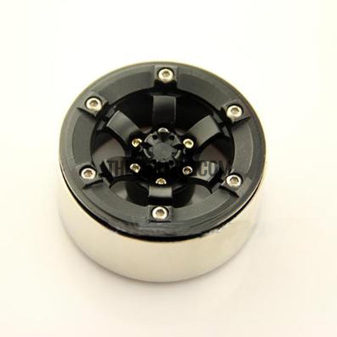 "1.9"" Scale Beadlock Wheel for 1/10 RC Crawler D90 SCX10 RC4WD CC01(version 2) 1pc"