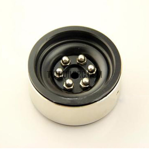 "1.9"" Scale Beadlock Wheel for 1/10 RC Crawler D90 SCX10 RC4WD CC01(version 5) 1pc"