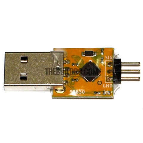BLHeli USB adapter connector