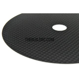 0.2mm Carbon Fiber Audio CD Damper Enhancer (CLAMP)